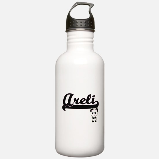 Areli Classic Retro Na Water Bottle
