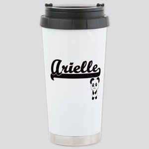 Arielle Classic Retro N Stainless Steel Travel Mug