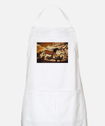 Cave Painting BBQ Apron