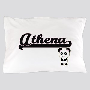 Athena Classic Retro Name Design with Pillow Case