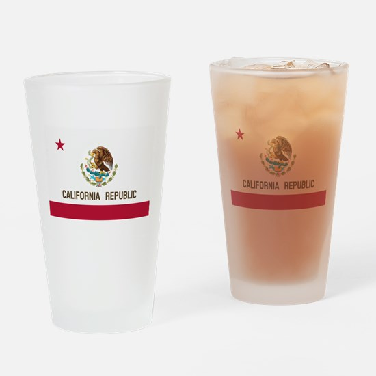 CAL-MEX Drinking Glass