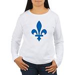 Lys Flower Women's Long Sleeve T-Shirt