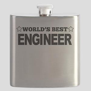 Worlds Best Engineer Flask