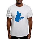 Map alone Light T-Shirt
