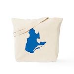 Map alone Tote Bag