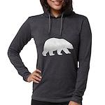 Polar Bear Walking Long Sleeve T-Shirt