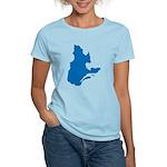 Map alone Women's Light T-Shirt
