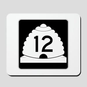 State Route 12, Utah Mousepad