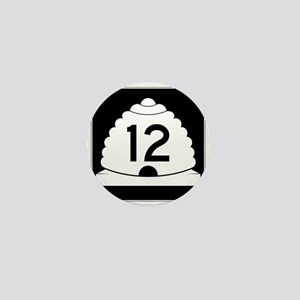 State Route 12, Utah Mini Button