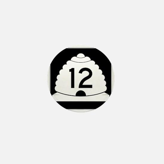 State Route 12, Utah Mini Button