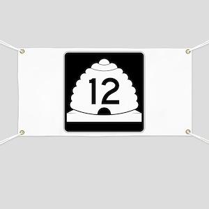 State Route 12, Utah Banner