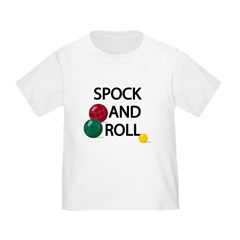 Spock and Roll T
