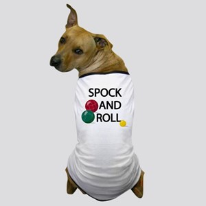 Spock and Roll Dog T-Shirt