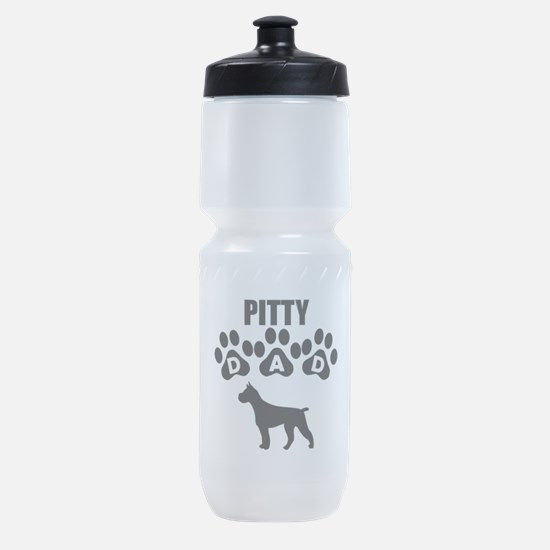 Pitty Dad Sports Bottle