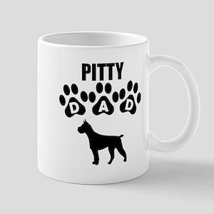 Pitty Dad Mugs