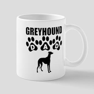 Greyhound Dad Mugs