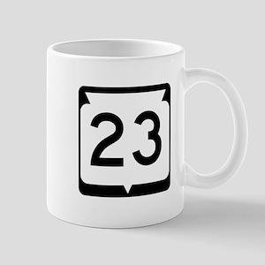 Highway 23, Wisconsin Mug