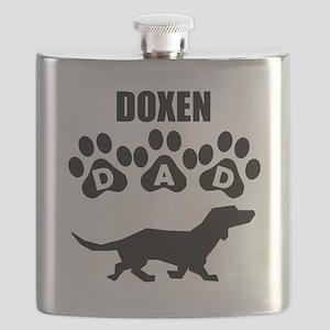 Doxen Dad Flask