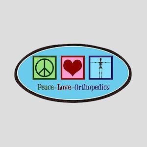 Peace Love Orthopedics Patch