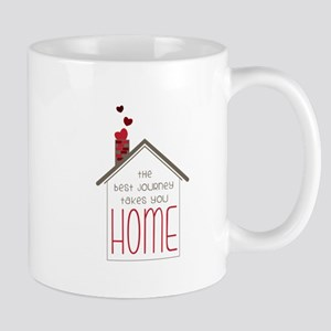 The Best Journey Take You Mugs