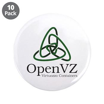 """Openvz 3.5"""" Button (10 Pack)"""