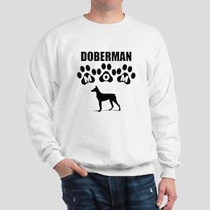 Doberman Mom Sweatshirt