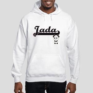 Jada Classic Retro Name Design w Hooded Sweatshirt