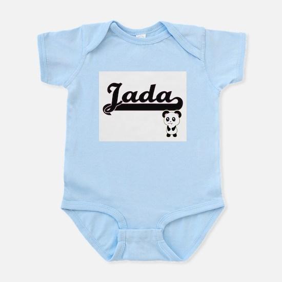 Jada Classic Retro Name Design with Pand Body Suit