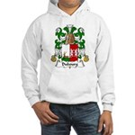 Dubourg Family Crest Hooded Sweatshirt