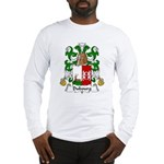 Dubourg Family Crest Long Sleeve T-Shirt