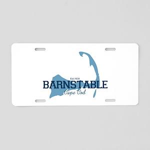 Bar Aluminum License Plate