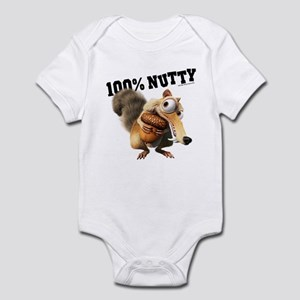 Ice Age Scrat 100% Nutty Infant Bodysuit
