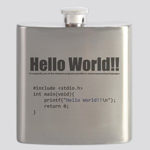 "program that displays a ""hello world"" Flask"