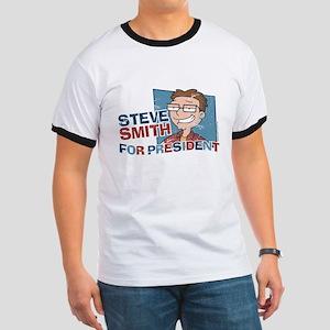 Steve Smith for President Ringer T