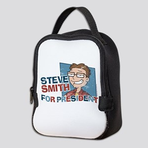Steve Smith for President Neoprene Lunch Bag
