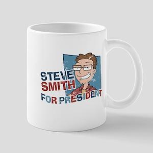 Steve Smith for President Mug