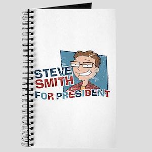 Steve Smith for President Journal