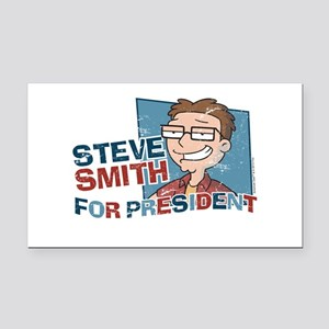 Steve Smith for President Rectangle Car Magnet