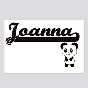 Joanna Classic Retro Name Postcards (Package of 8)
