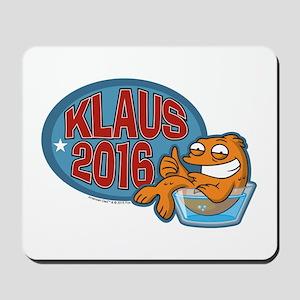 Klaus 2016 Mousepad