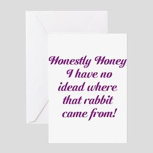Honestly Honey Greeting Cards