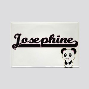 Josephine Classic Retro Name Design with P Magnets