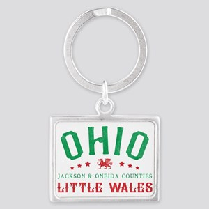 Little Wales Ohio Welsh Keychains