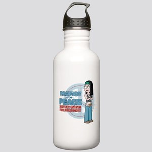Pacifist for Peace Hay Stainless Water Bottle 1.0L