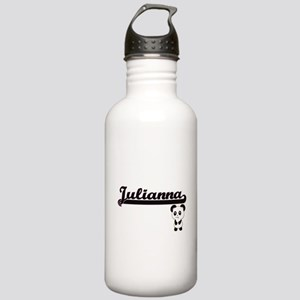 Julianna Classic Retro Stainless Water Bottle 1.0L