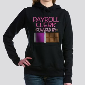 Payroll Clerk Women's Hooded Sweatshirt