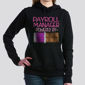 Payroll Manager Women's Hooded Sweatshirt