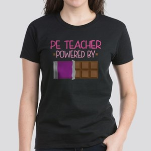 PE Teacher Women's Dark T-Shirt