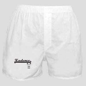 Kadence Classic Retro Name Design wit Boxer Shorts