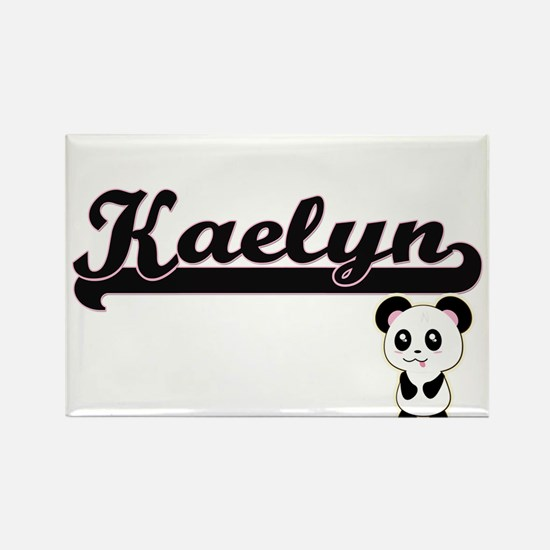 Kaelyn Classic Retro Name Design with Pand Magnets